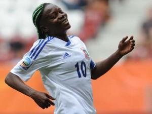 Frauen-WM 2011- Norwegen - Äquatorialguinea
